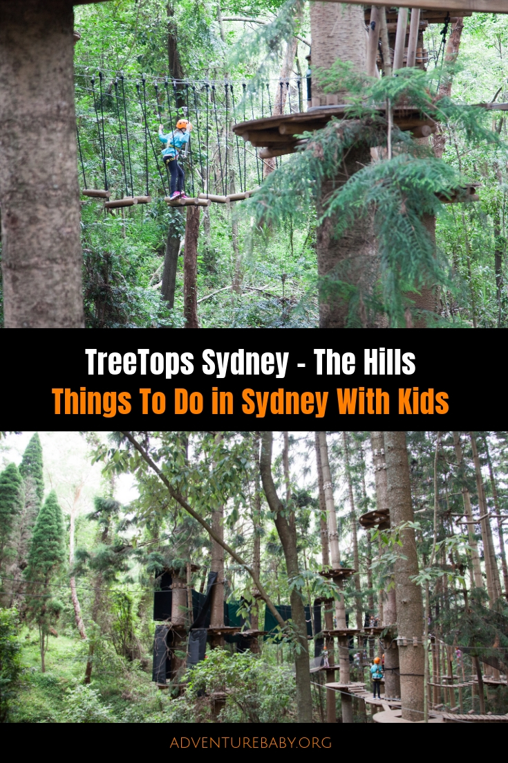 Treetops Sydney - The Hills, Sydney Australia