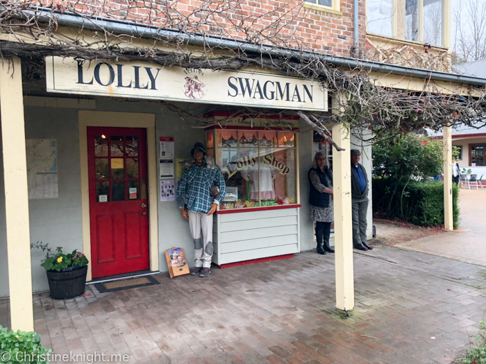 Lolly Swagman, Berrima NSW