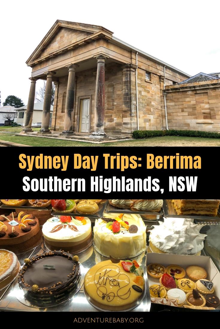 Berrima, NSW: Sydney Day Trips