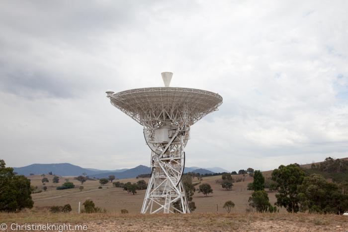 Canberra Deep Space, Australia