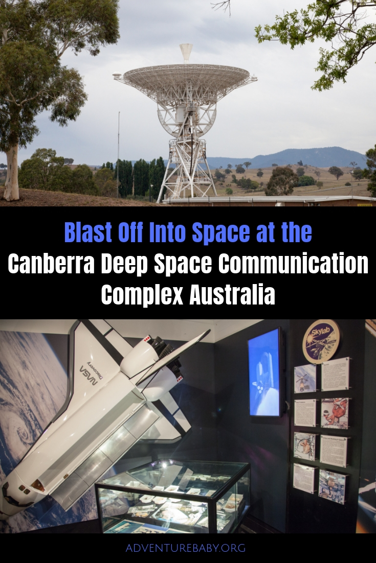 Canberra Deep Space, Australia