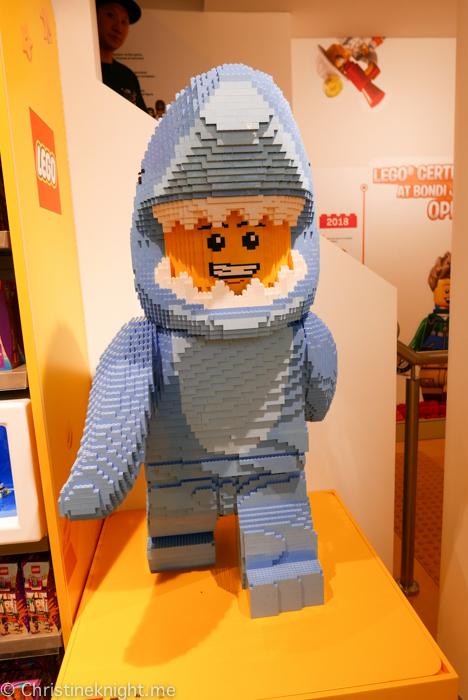 LEGO® Store Westfield Bondi Junction, Sydney, Australia