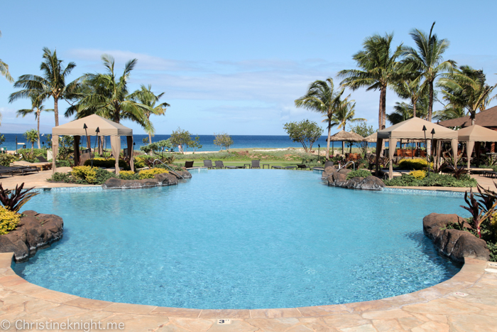 Ka'anapali Beach Resort, Maui, Hawaii