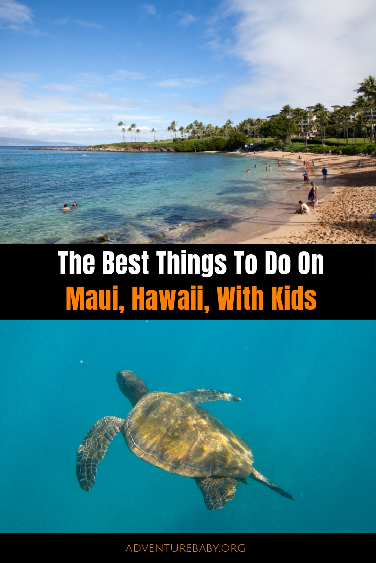 The Best Things To Do In Maui With Kids, Hawaii