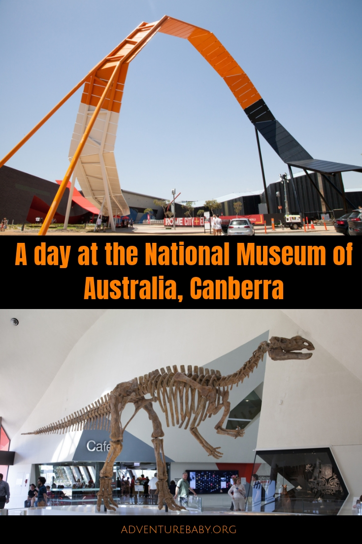 National Museum of Canberra Australia