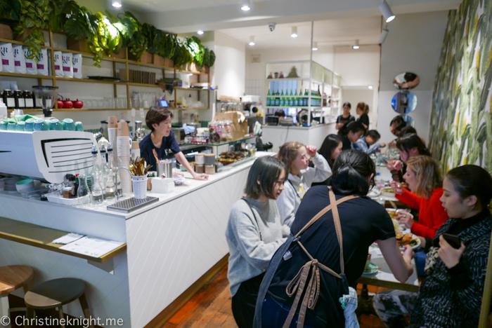 Two Sis Cafe Pyrmont, Sydney, Australia