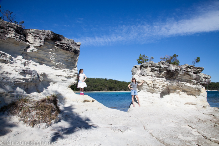 Hole In The Wall Beach Booderee National Park Jervis Bay NSW