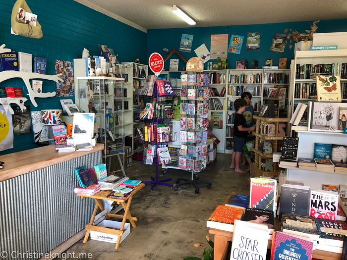 Book store Huskisson Jervis Bay NSW