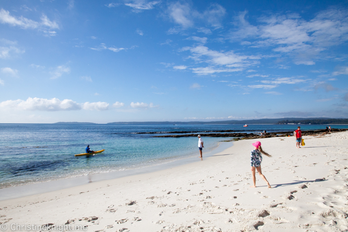 Hyams Beach Jervis Bay NSW