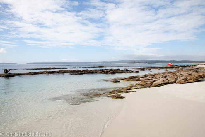 Hyams Beach Jervis Bay NSW