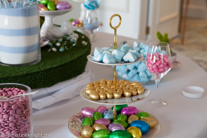 """""""The Tale of Mr Rabbit"""" Easter Afternoon Tea at the Langham, Sydney"""