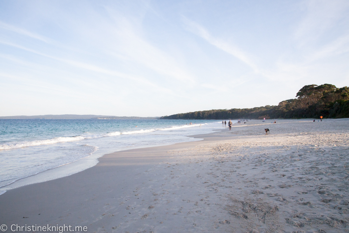 Nelsons Beach Vincentia Jervis Bay NSW