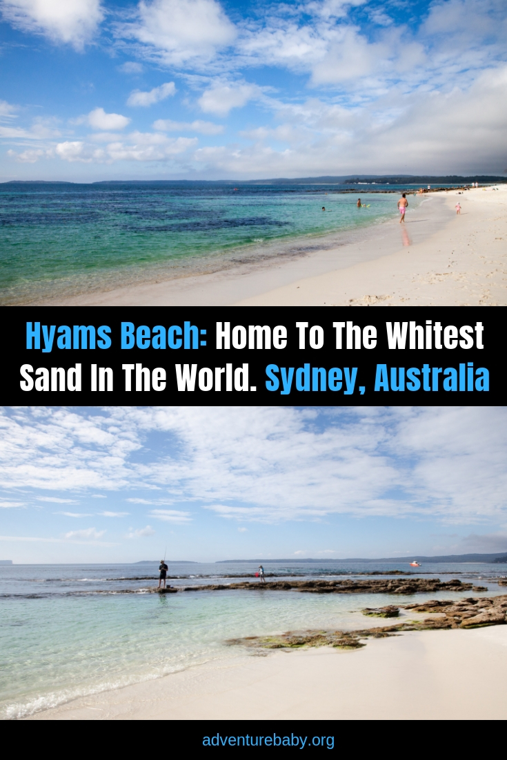 Hyams Beach NSW Australia