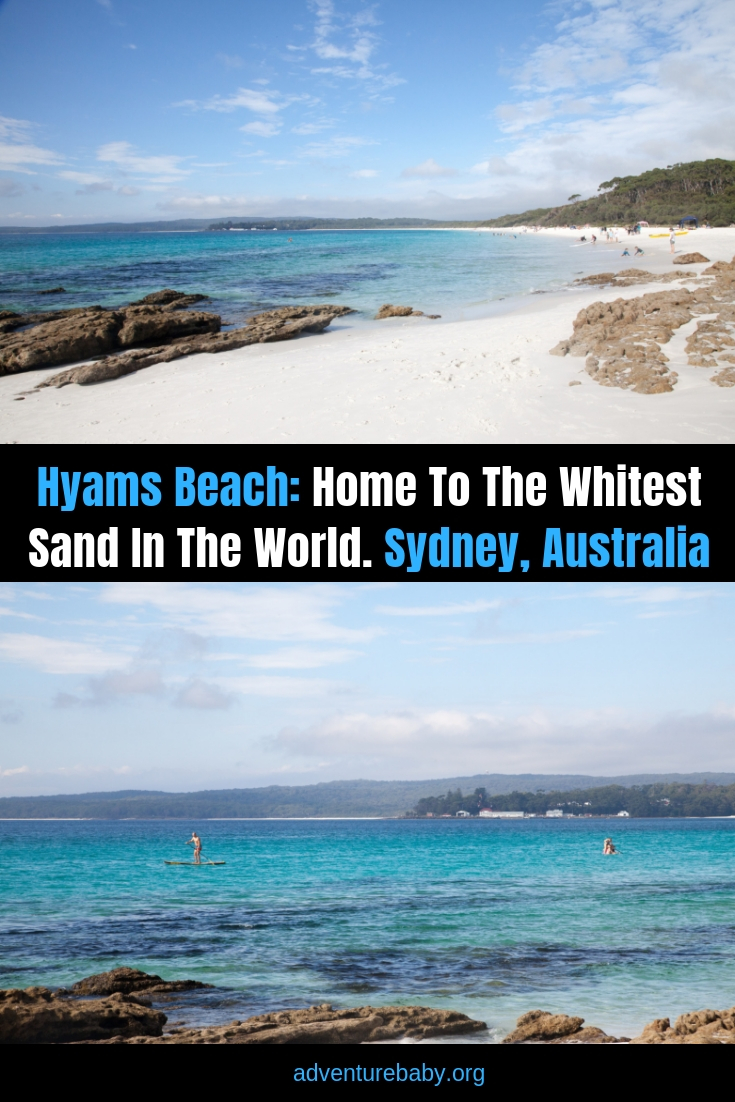 Hyams Beach NSW Australia