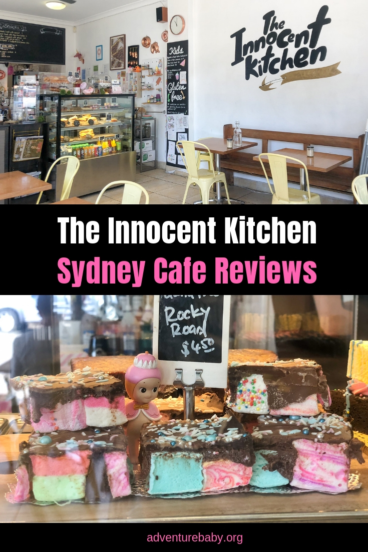 The Innocent Kitchen Sydney Australia