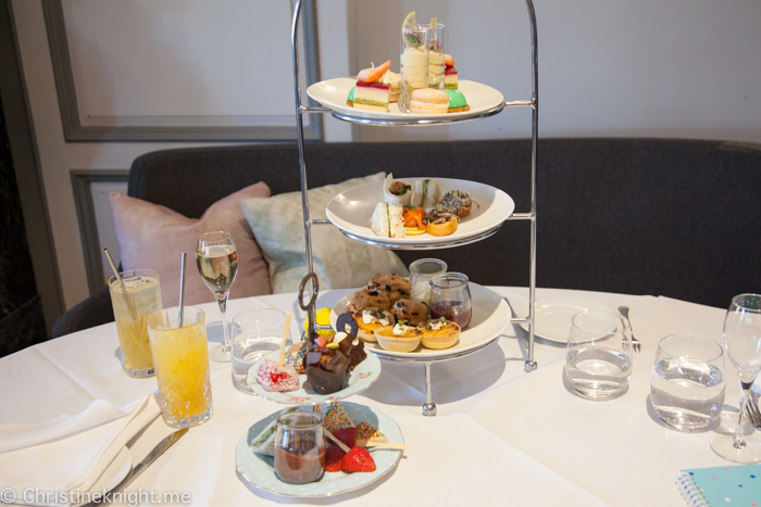 Intercontinental Double Bay High Tea, Sydney, Australia