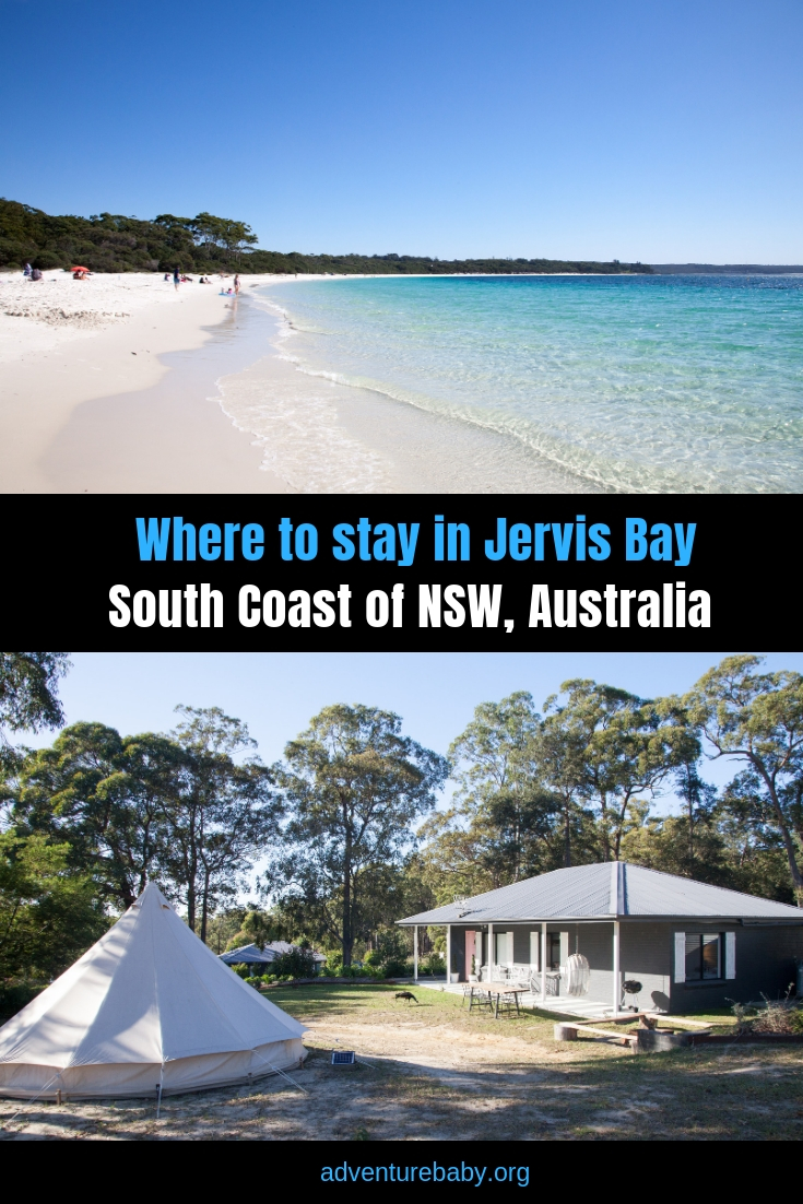 Jervis Bay Accommodation, NSW, Australia