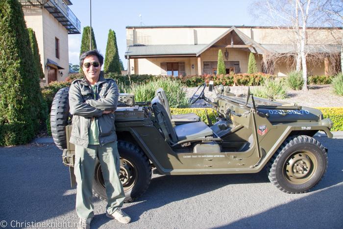 Military Tour