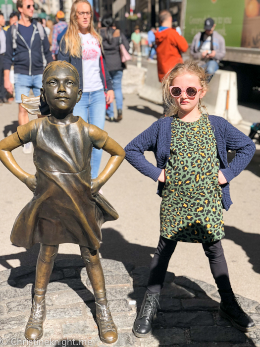Fearless Girl New York