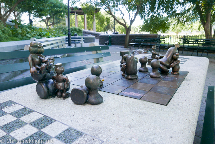 Tom Otterness Real World New York