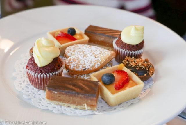 Gatehouse Tea Rooms: High Tea Parramatta