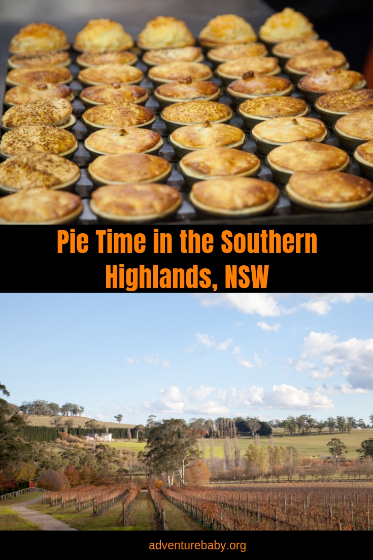 Pie Time in the Southern Highlands