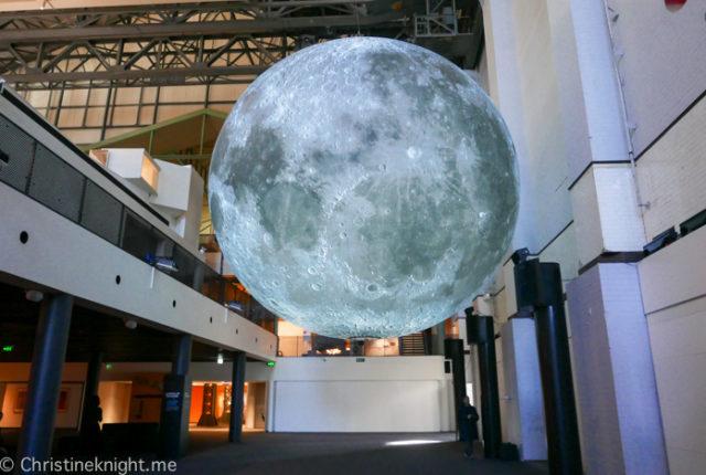 Moon Powerhouse Museum