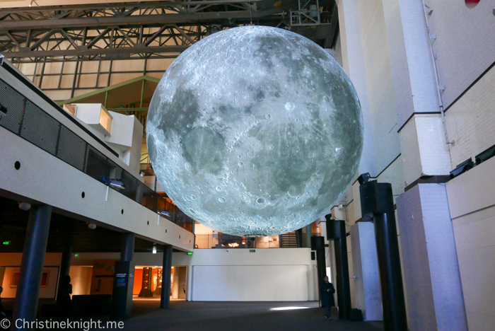 Moon Powerhouse Museum