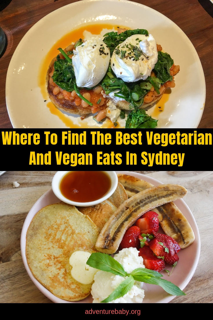 The Best Vegetarian and Vegan Restaurants Sydney