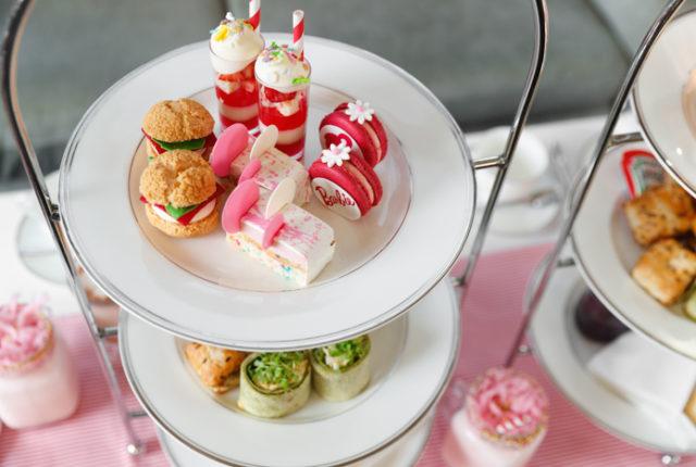 Barbie's High Tea Shangri-La Hotel, Sydney