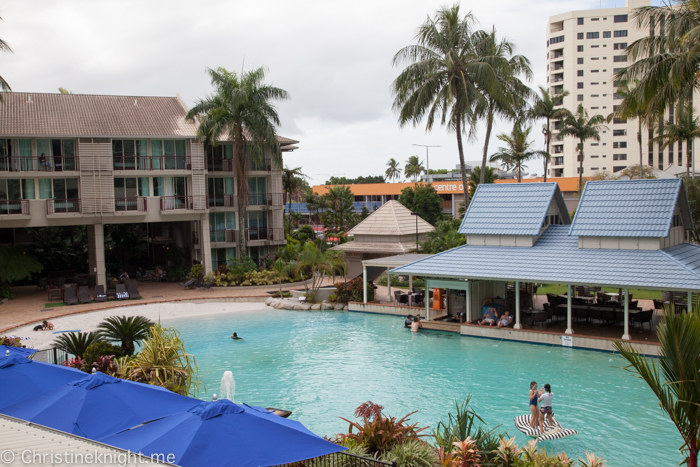 Cairns Novotel Oasis Resort