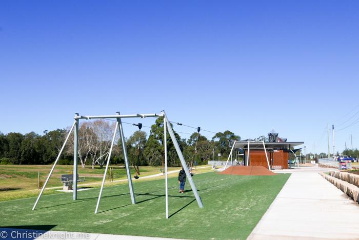 Casula Parklands Sydney
