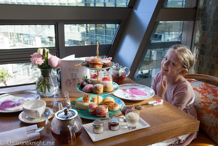 Claris High Tea at the Sofitel Darling Harbour Sydney
