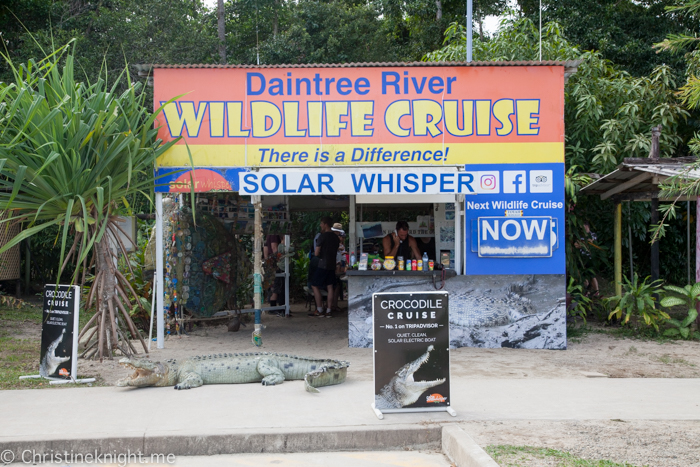 Daintree River Solar Whisper