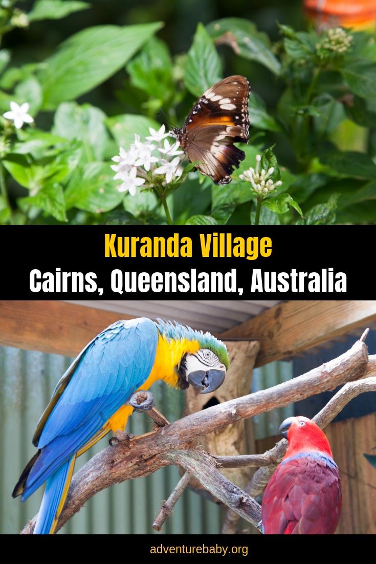 Kuranda Cairns, Qld Australia