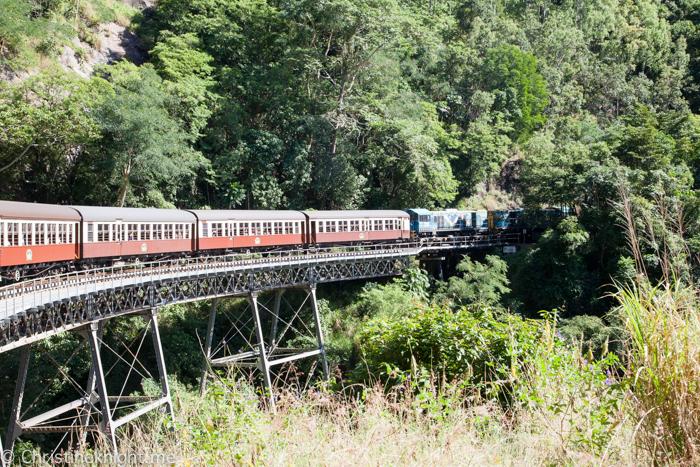 Kuranda Scenic Railway, Qld Cairns Australia