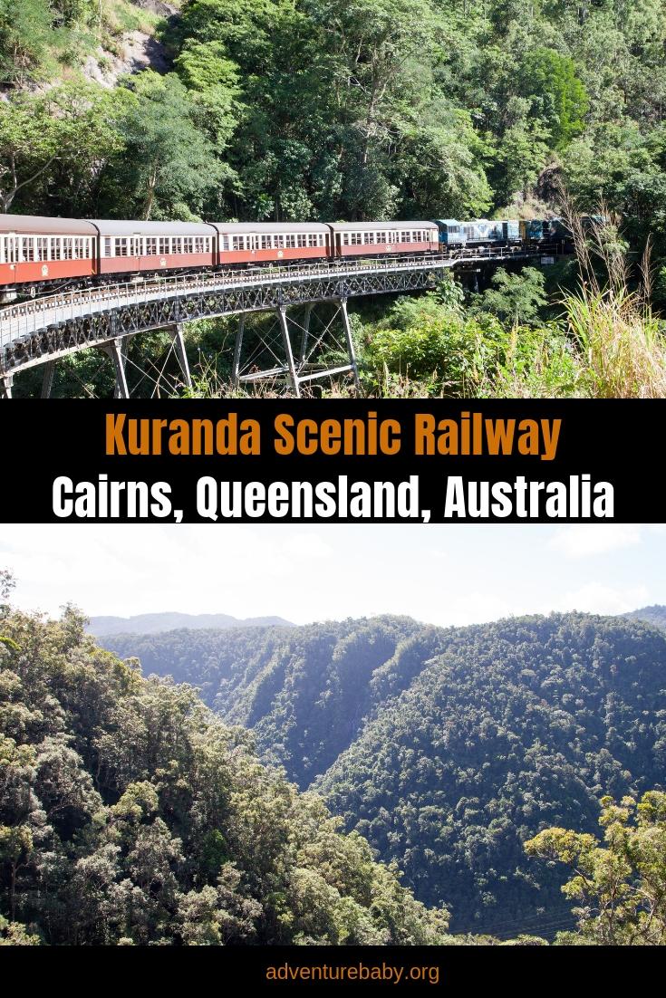Kuranda Scenic Railway, Qld Australia