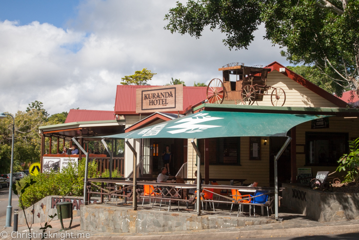 Kuranda Village, Qld Australia