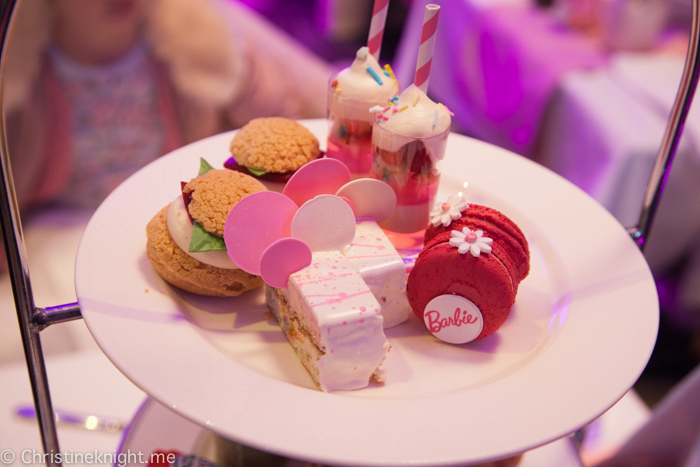 Barbie's High Tea Shangri-La Hotel, Sydney