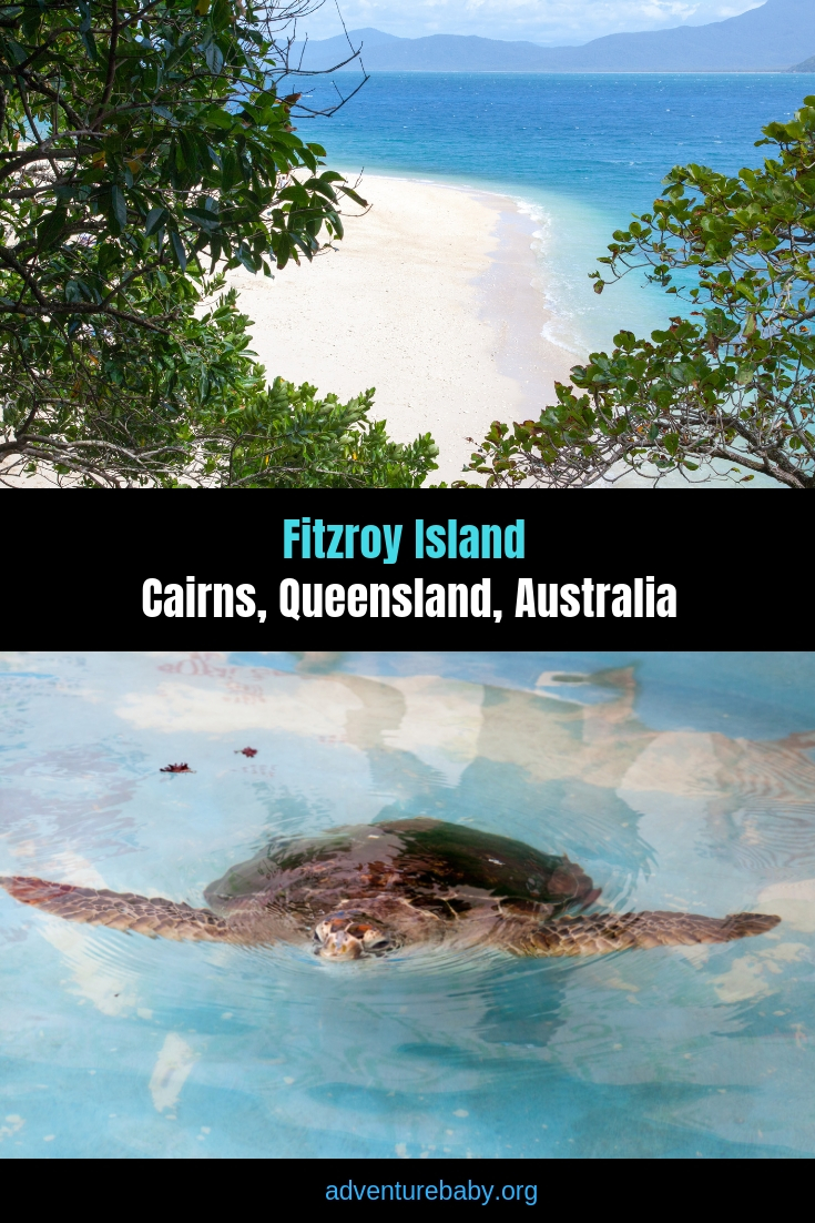 Fitzroy Island Resort & Day Trip