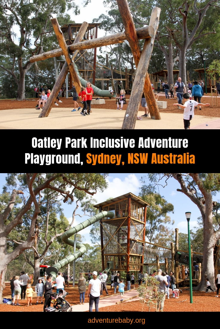 Oatley Park Playground