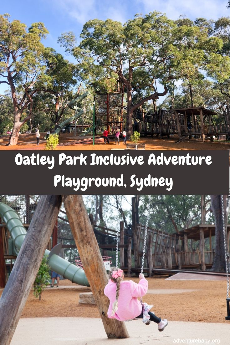 Oatley Park Inclusive Adventure Playground