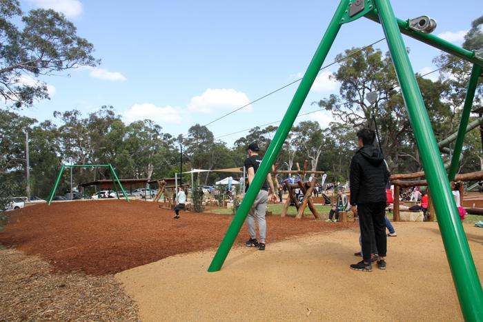 Oatley Park Playground