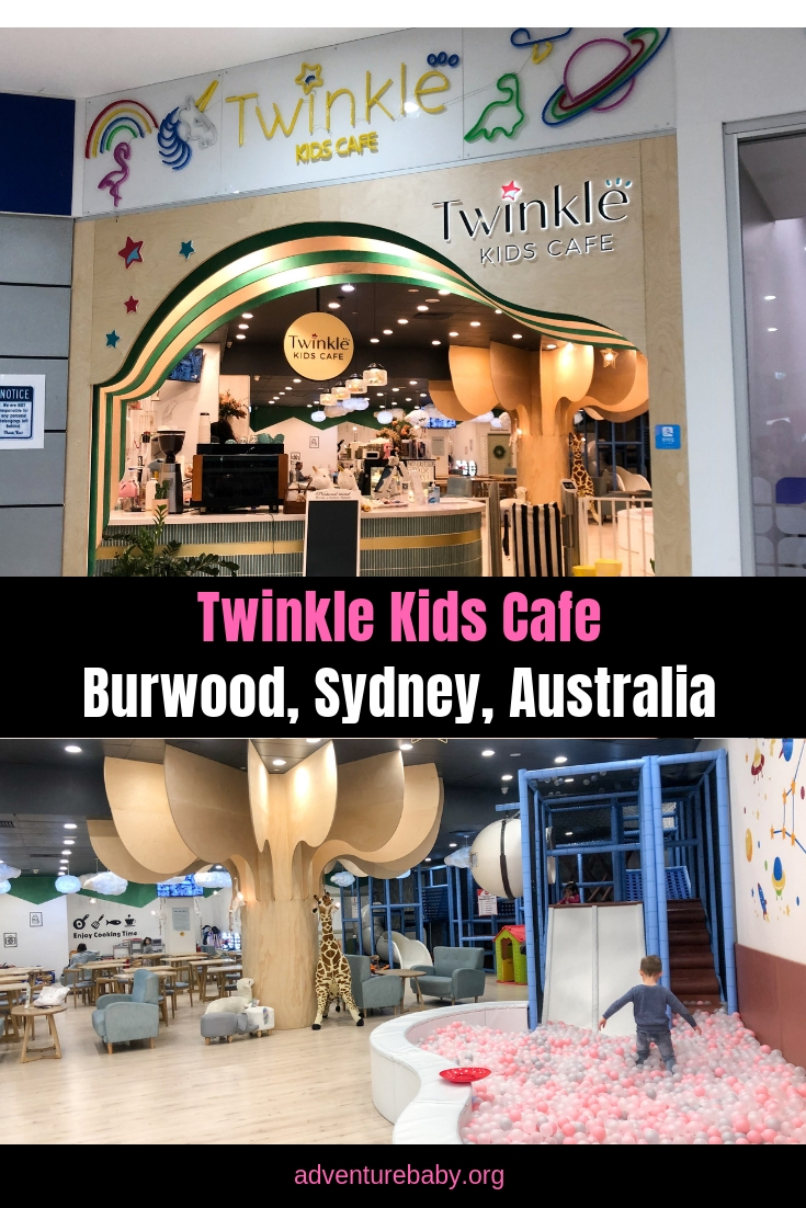Twinkle Kids Cafe Burwood