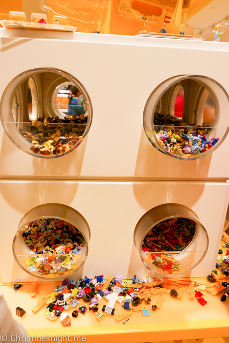 LEGO Store Broadway Sydney