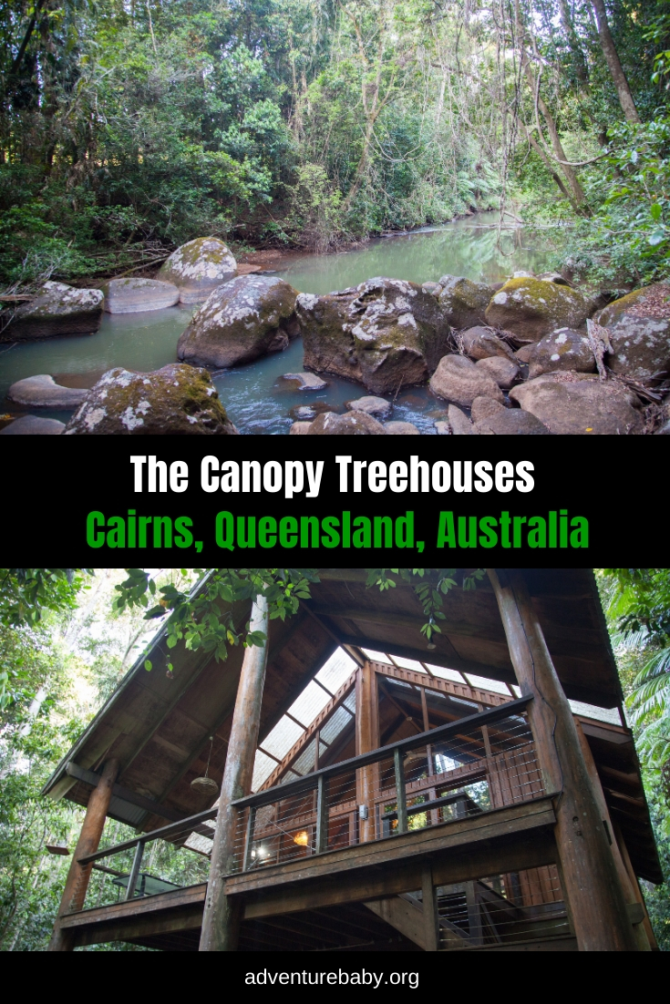 The Canopy Treehouses, Cairns, Queensland, Australia