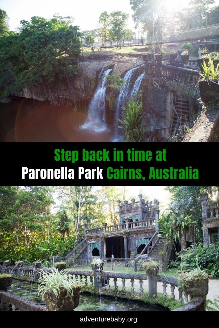 Paronella Park, Cairns