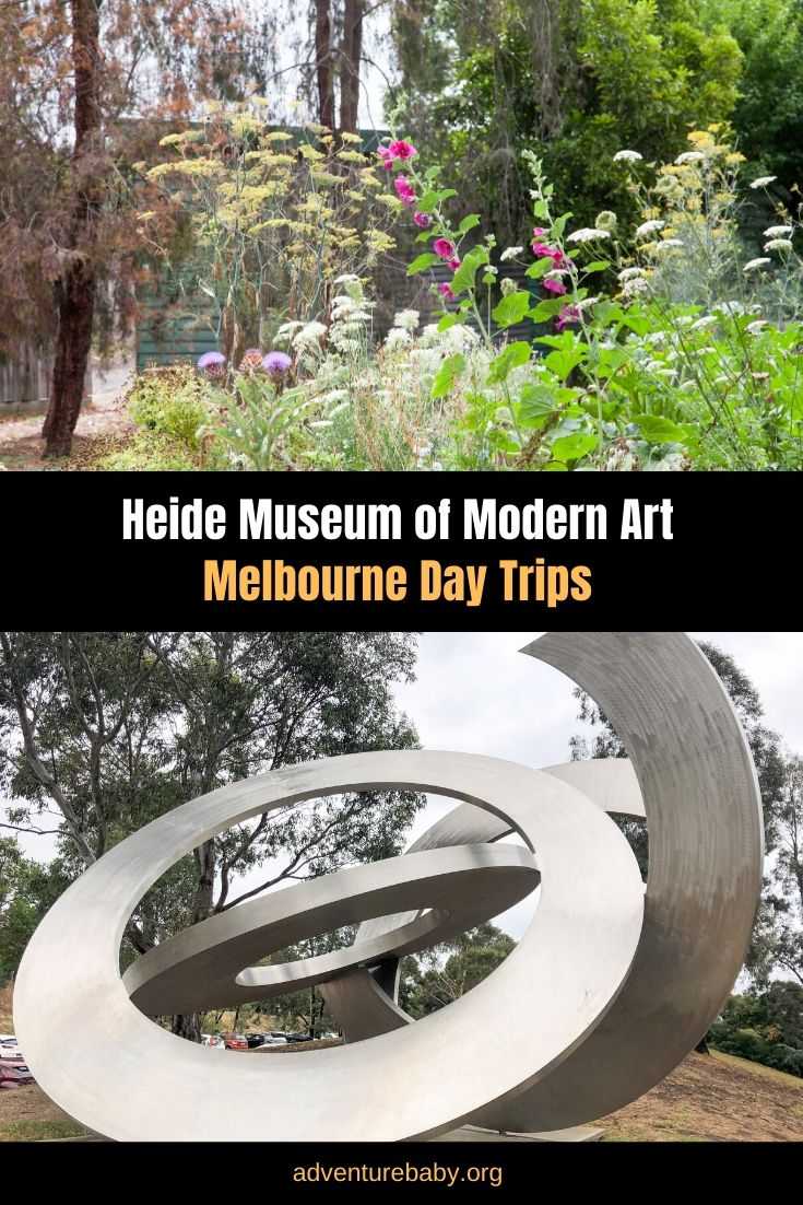 Heide Museum of Modern Art Melbourne