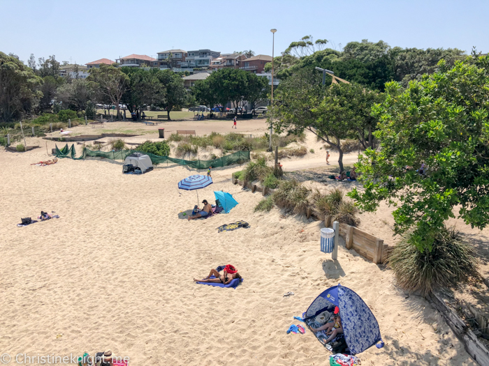 Frenchmans Beach, La Perouse, Sydney