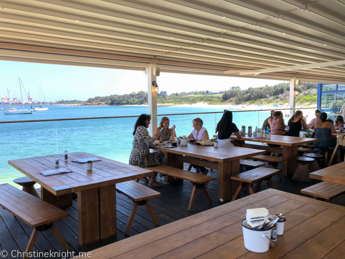 The Boat Shed, La Perouse, Sydney